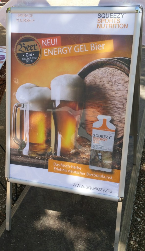 Yep. Germany has Beer Flavoured Gels